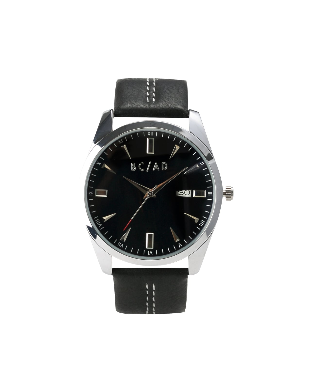 The 0881045 Watch - Color: Black/Silver | Black