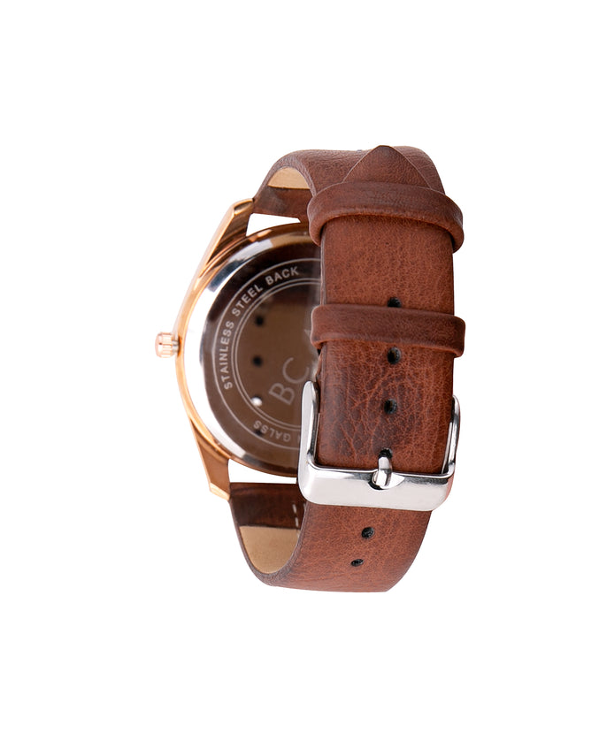 The 0881045 Watch - Color: Brown | Brown