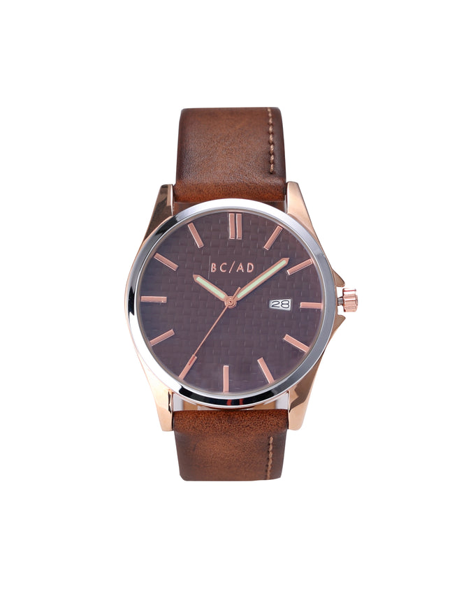 The 0881057 Watch - Color: Brown | Brown