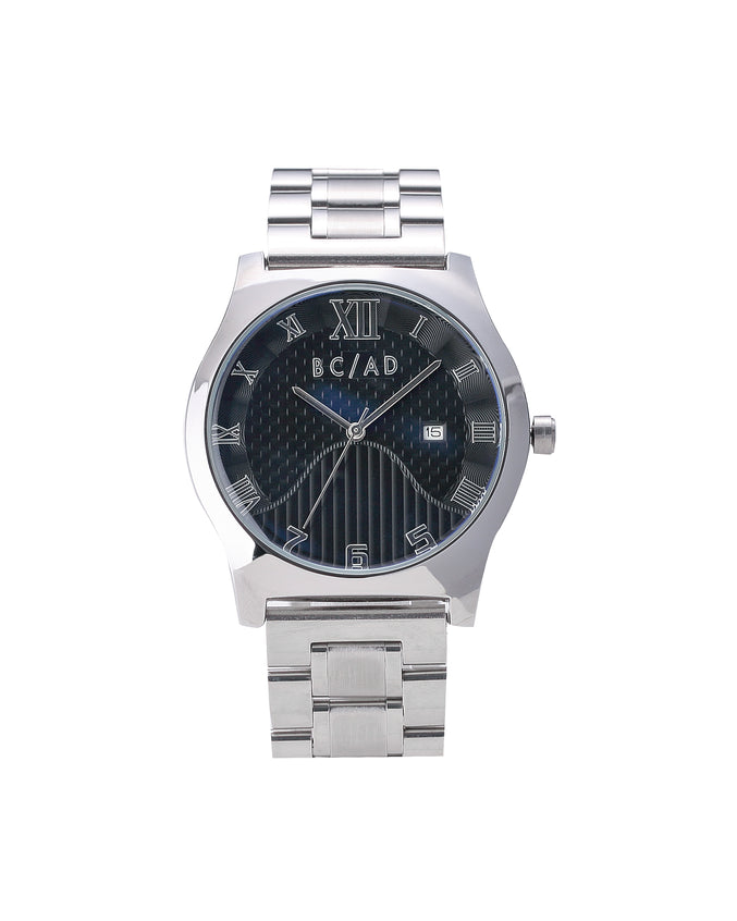 The 0881236 Watch - Color: Silver/Black | Silver