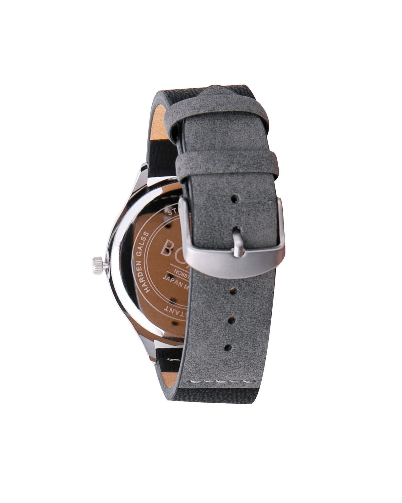 The 0881355 Watch - Color: Black/Grey | Black