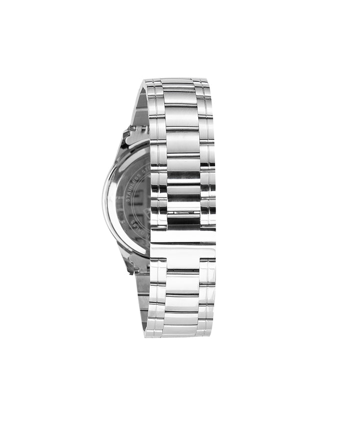The 0881443 Watch - Color: Silver/White | Silver