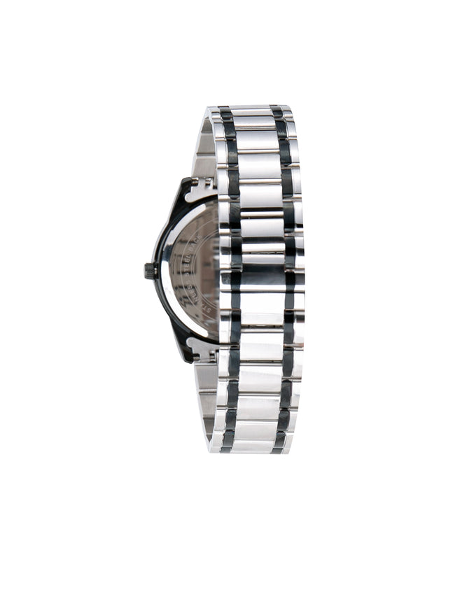 The 0881443 Watch - Color: Silver/Black | Silver