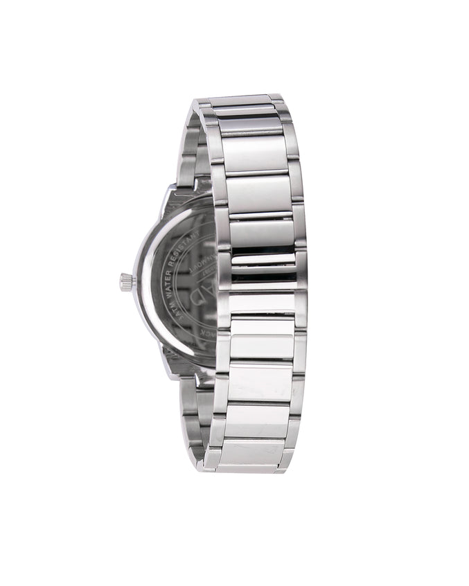 The 088987 Watch - Color: All Silver/Black | Silver