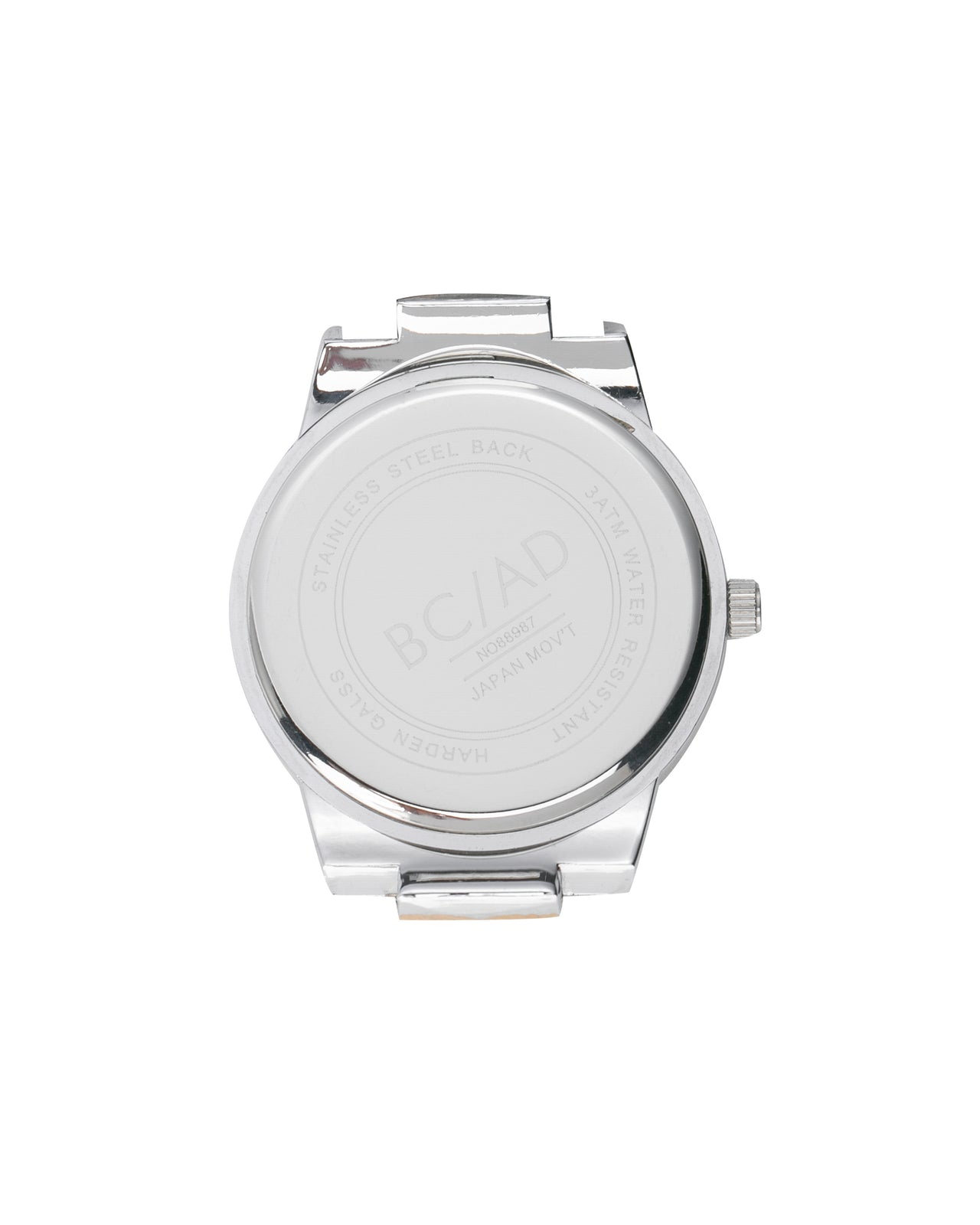 The 088987 Watch - Color: All Silver/White | Silver
