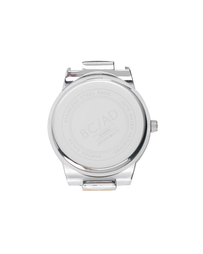 The 088987 Watch - Color: Silver/Black | Silver