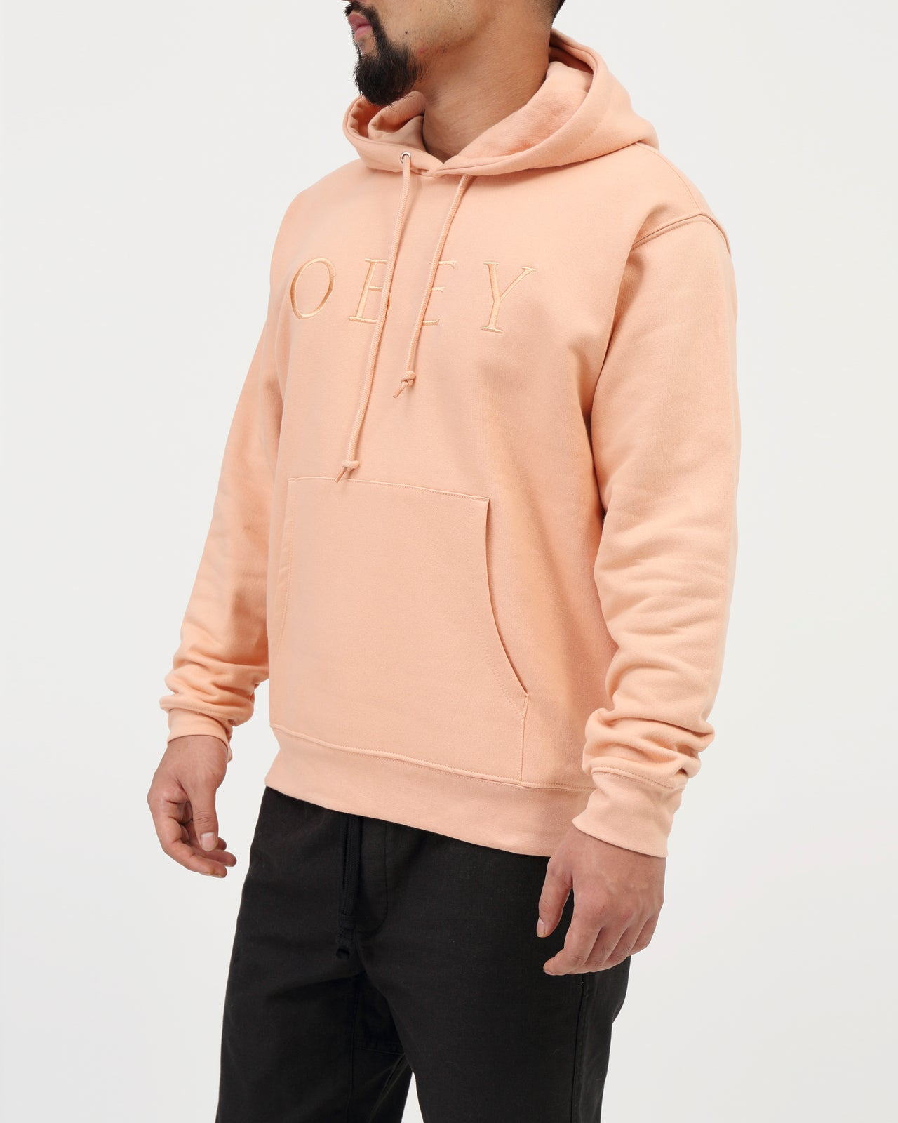 Construct Hood - Color: Dusty coral | Pink