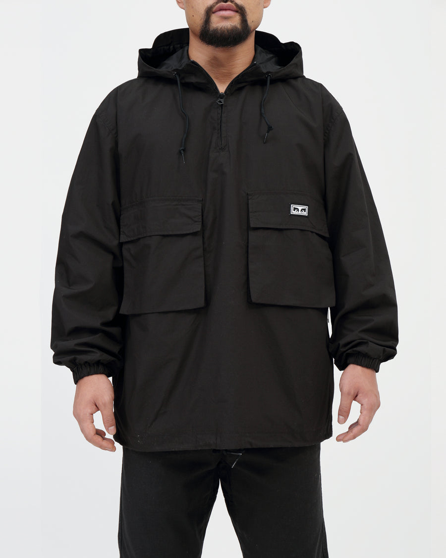 Lock Down Anorak