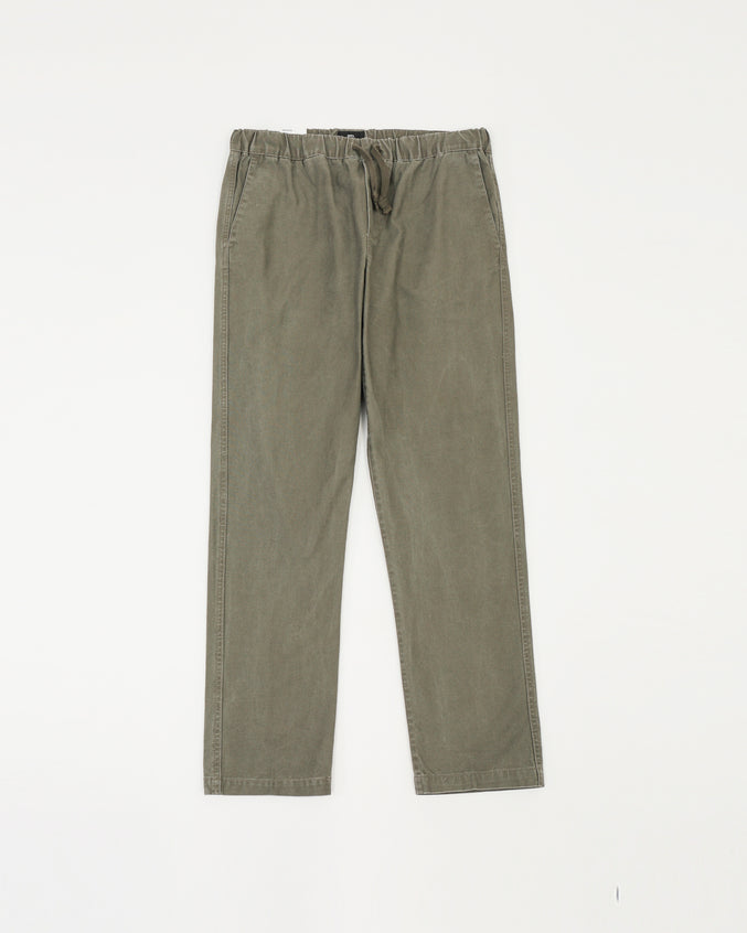 Traveler Slub Twill Pant II - Color: Army | Beige