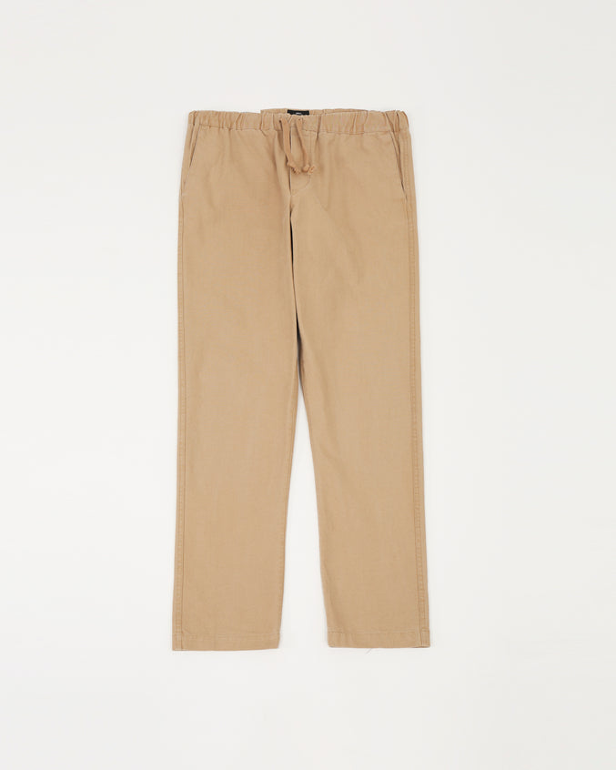 Traveler Slub Twill Pant II - Color: Khaki | Beige