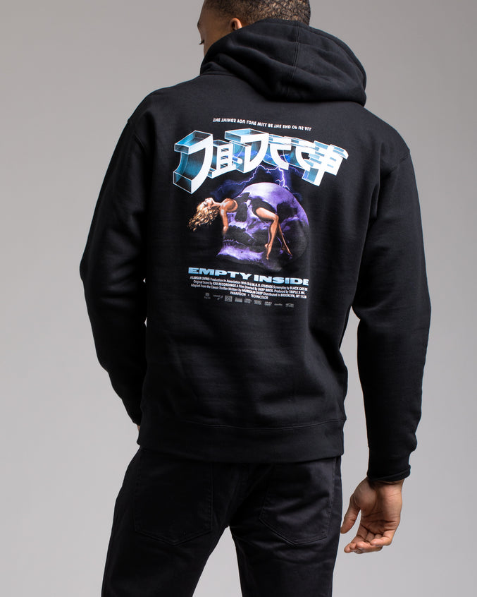 End Games Hoodie - Color: Black | Black