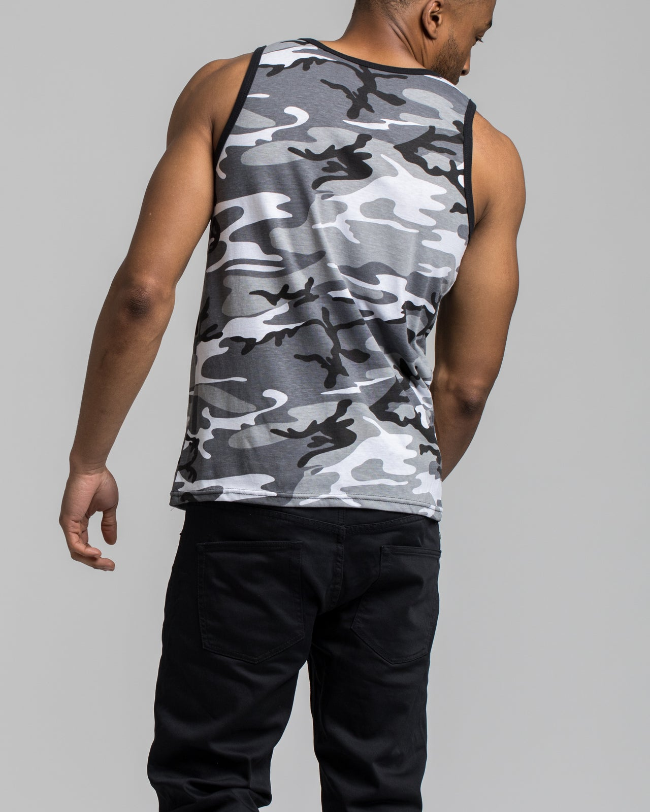 84283f921a7544 Camo Tank Top - Color  City Camo
