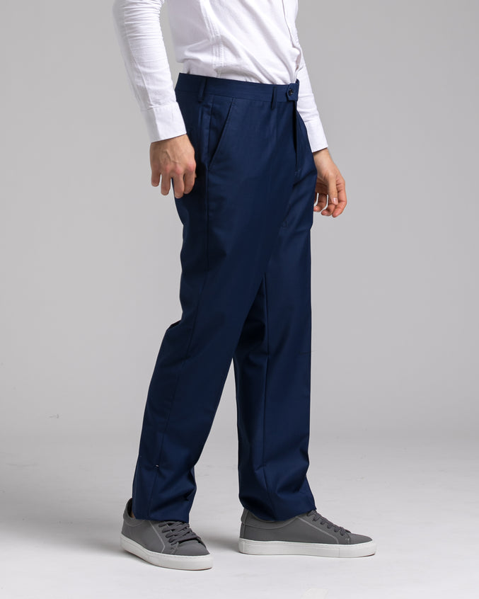 Dorsia Suit Pant - Color: Blue | Blue