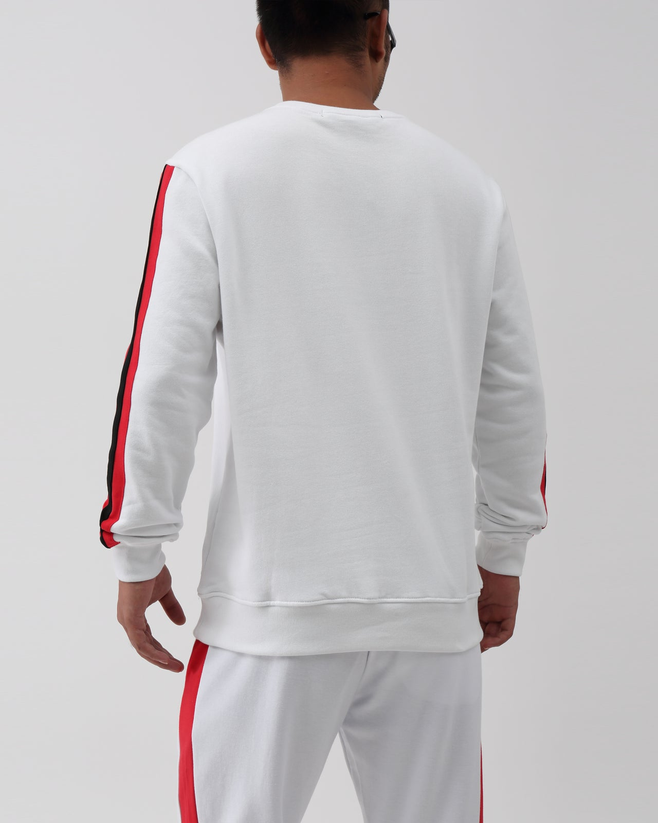 The Meatball Future Classic Crew Sweatshirt - Color: White | White