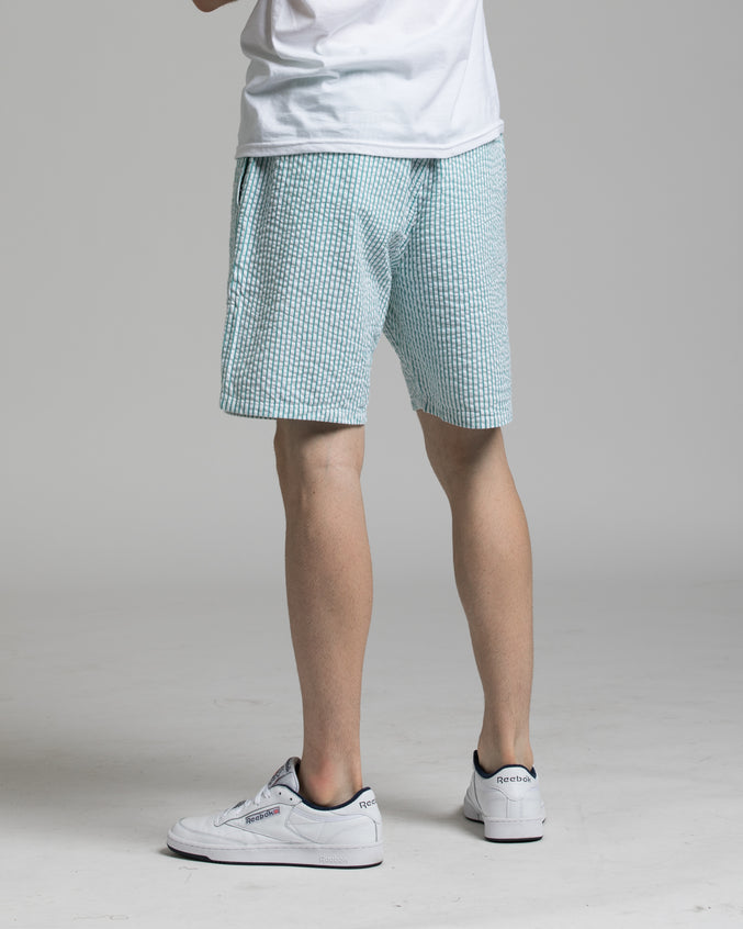 Cypress Short - Color: Teal | Blue