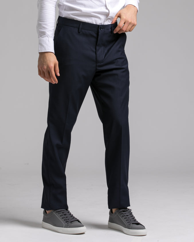 Dorsia Suit Pant - Color: Navy | Blue