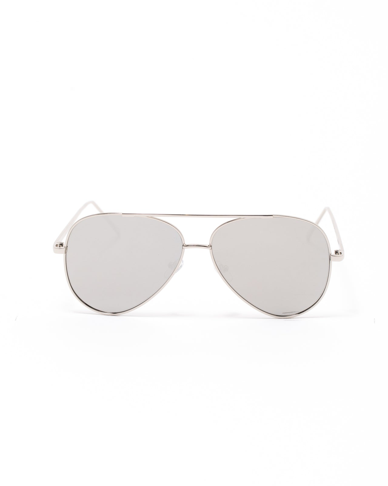 The 8801 Aviators - Color: Silver/Fade | Silver