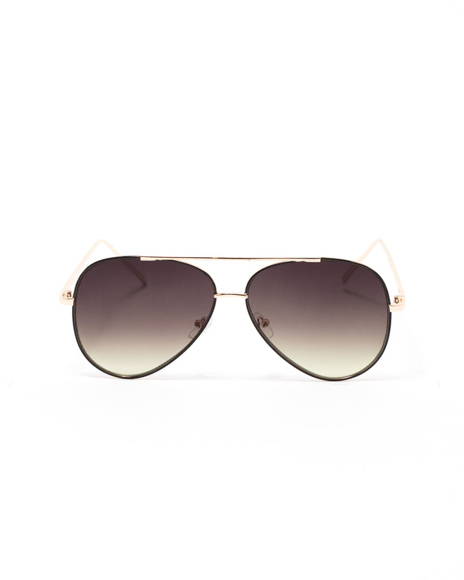 The 8804 Aviators - Color: Gold Fade | Gold