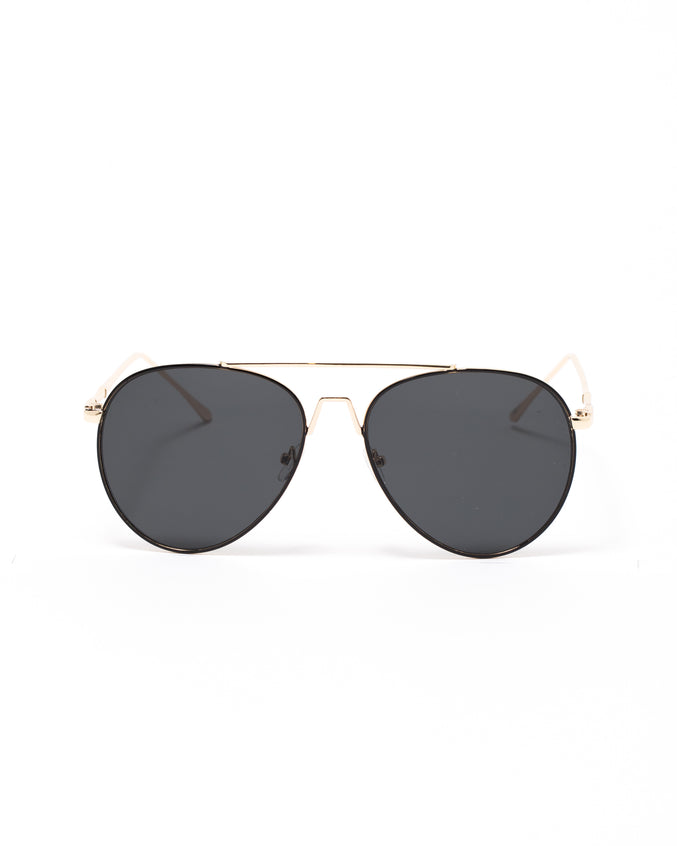 The 8811 Aviators - Color: Gold/Black | Gold