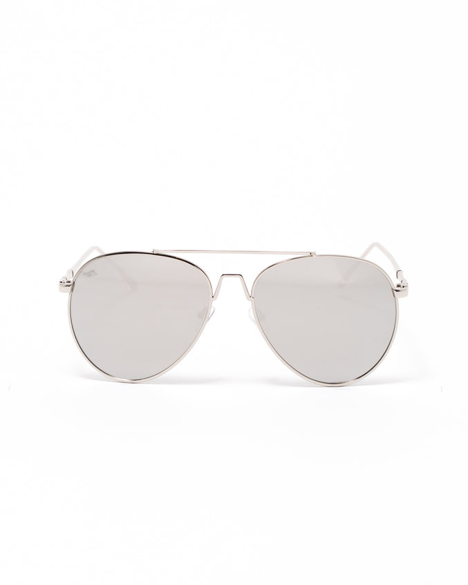 The 8811 Aviators - Color: Silver | Gray