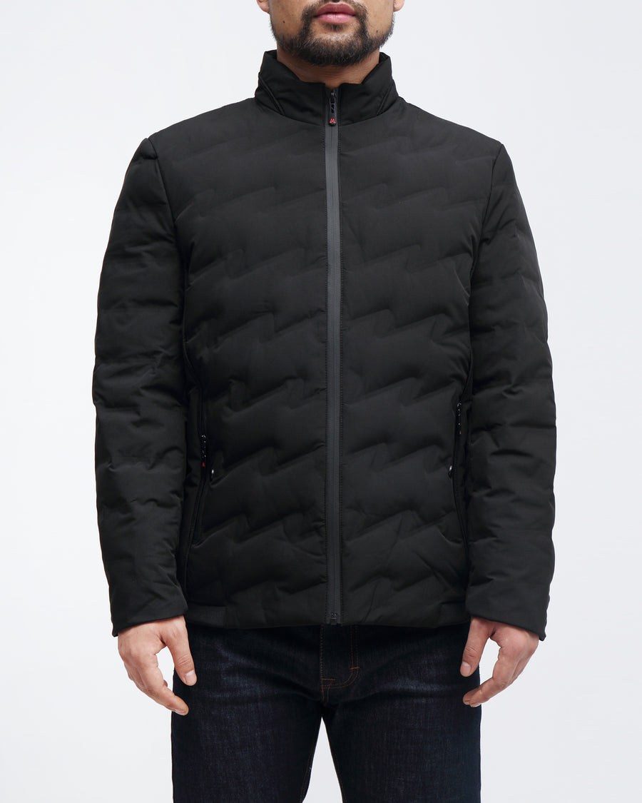 Puffer Quilted Jacket