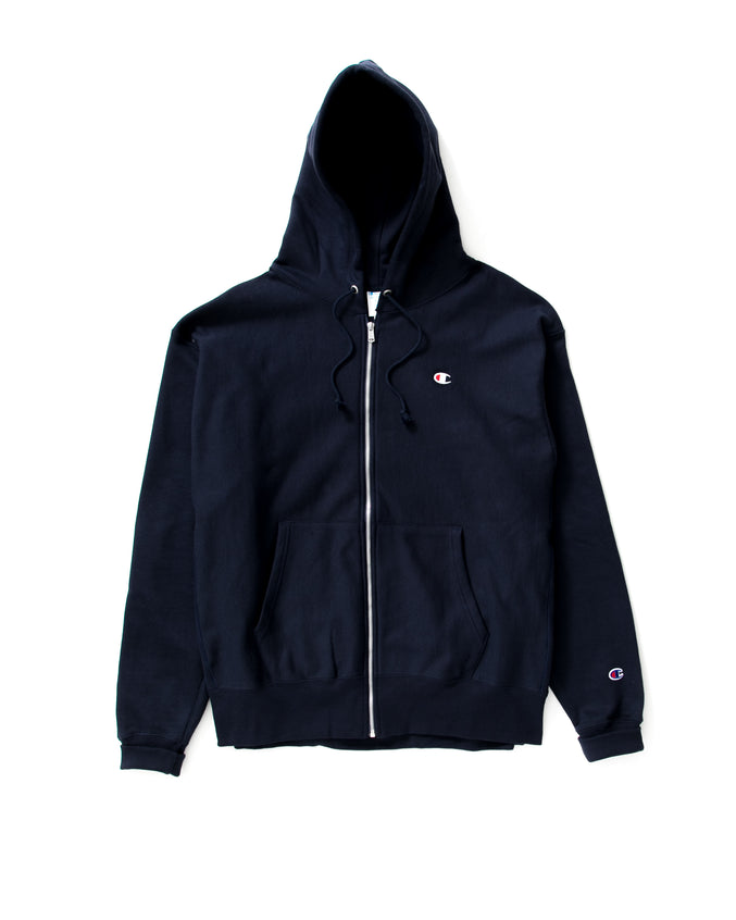 58128b9c33b4 Reverse Weave® Full Zip Hoodie - Color  Navy