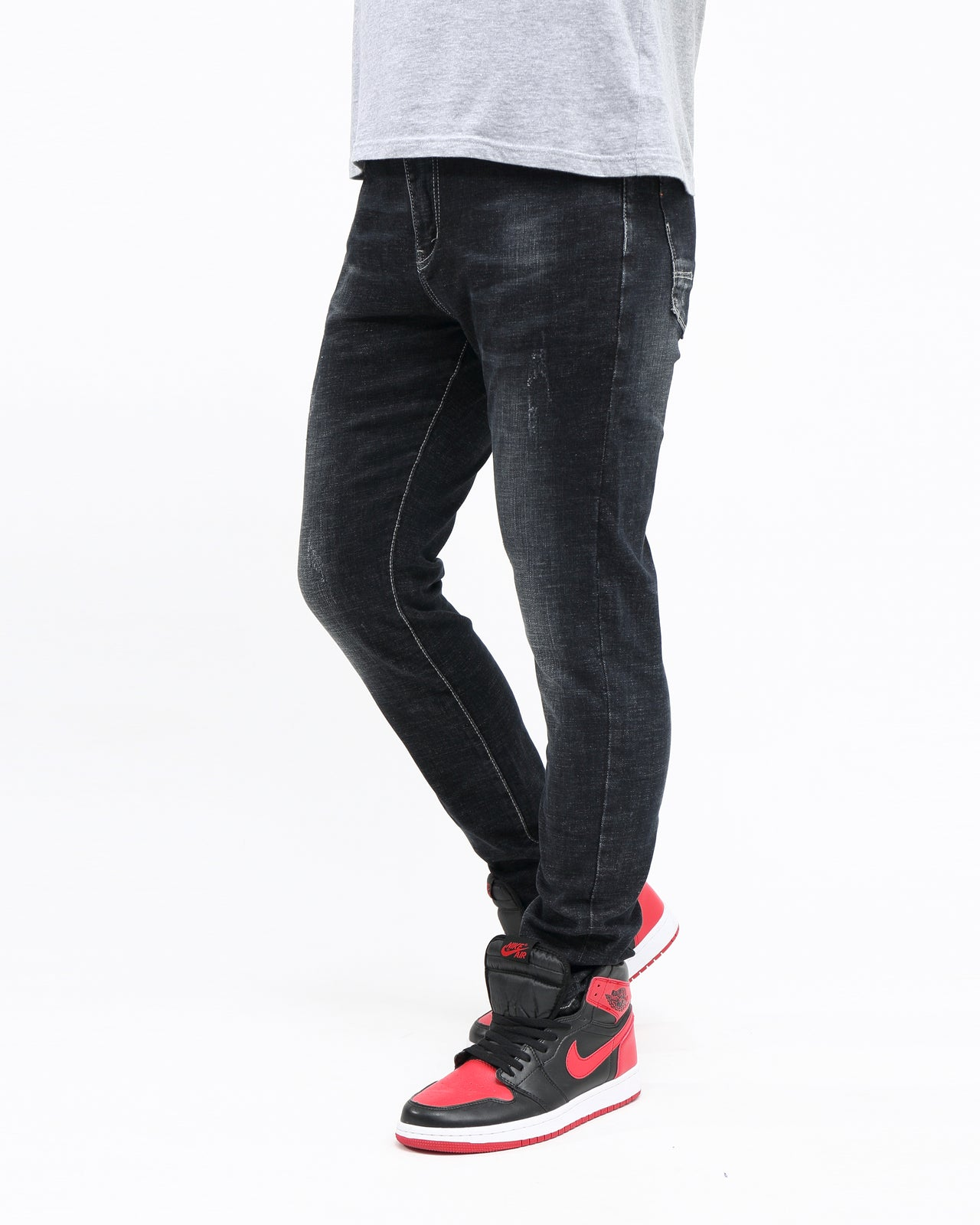 Stretch Vintage Denim - Color: Dark Wash
