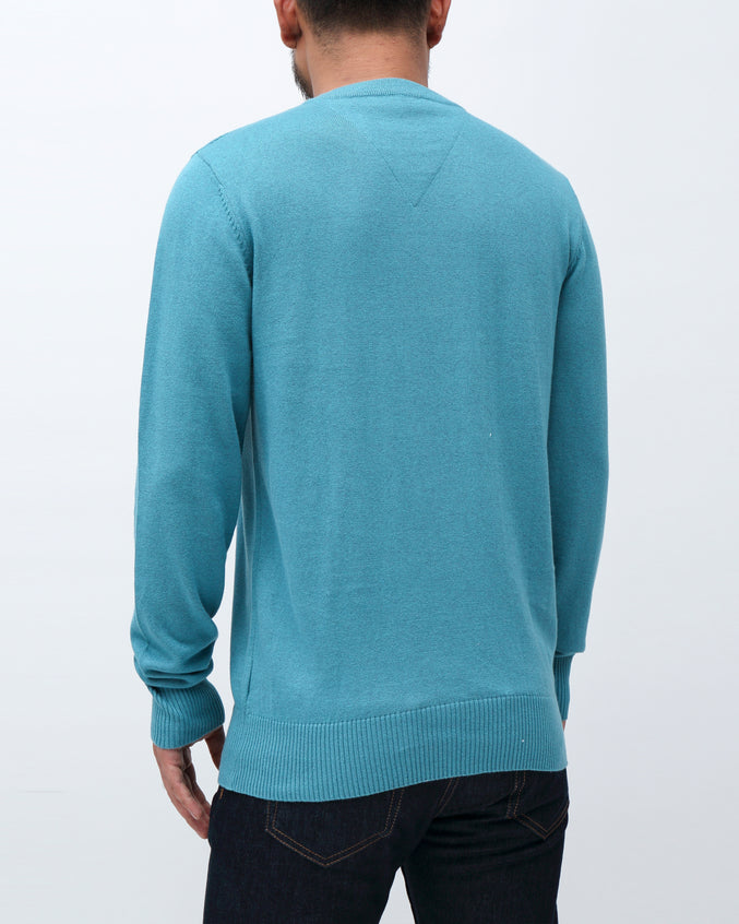 Sweater VNeck - Color: Blue