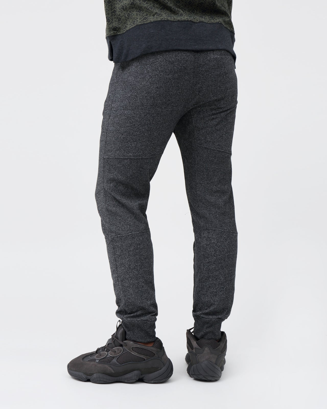 Russell Jogger - Color: Black/White | Black