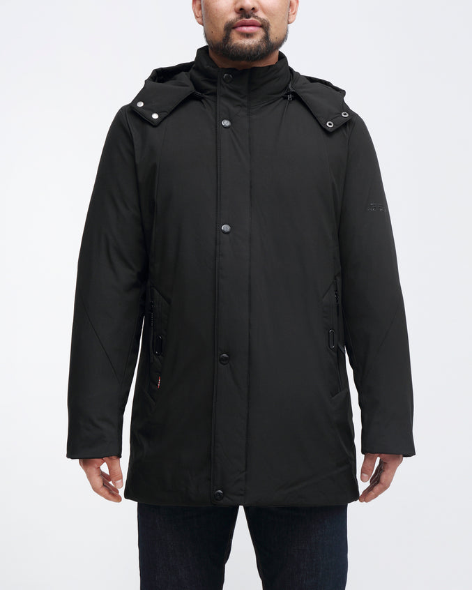 Performance Parka - Color: Black | Black