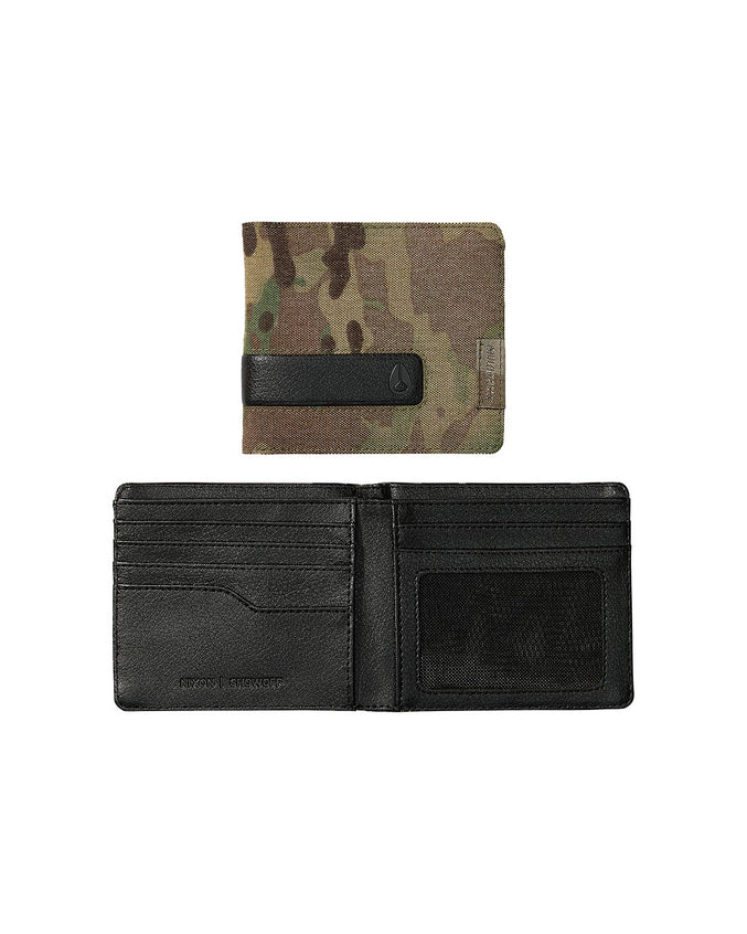 Showoff Bi Fold Wallet - Color: MULTICAM | Multi