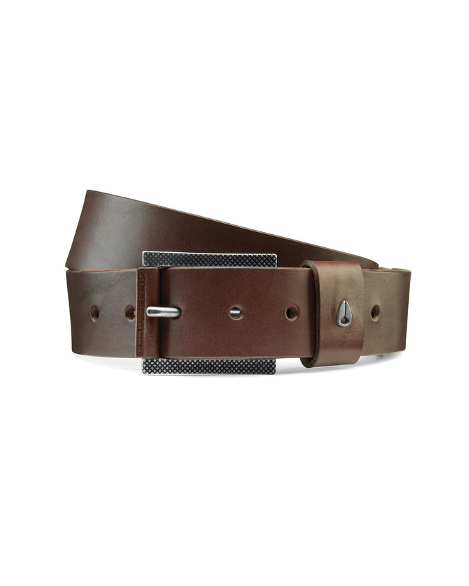 Americana II Belt - Color: Dark Brown | Brown