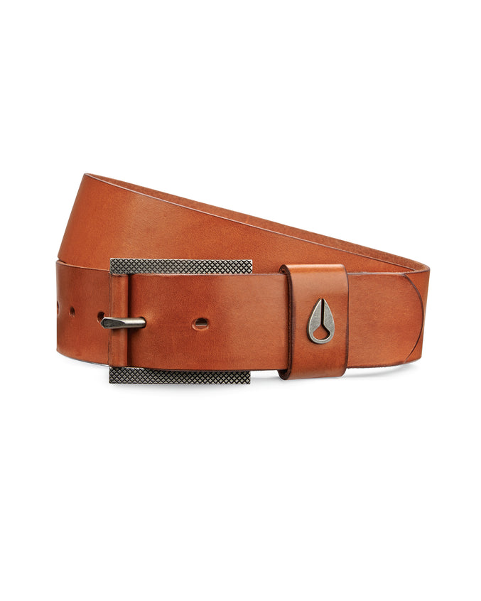 Americana II Belt - Color: Saddle | Brown