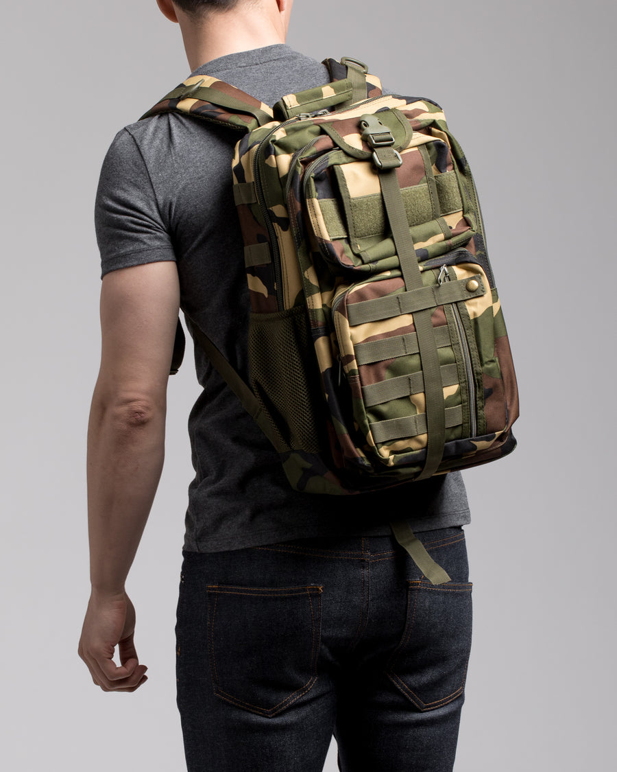 Utility Backpack Plus