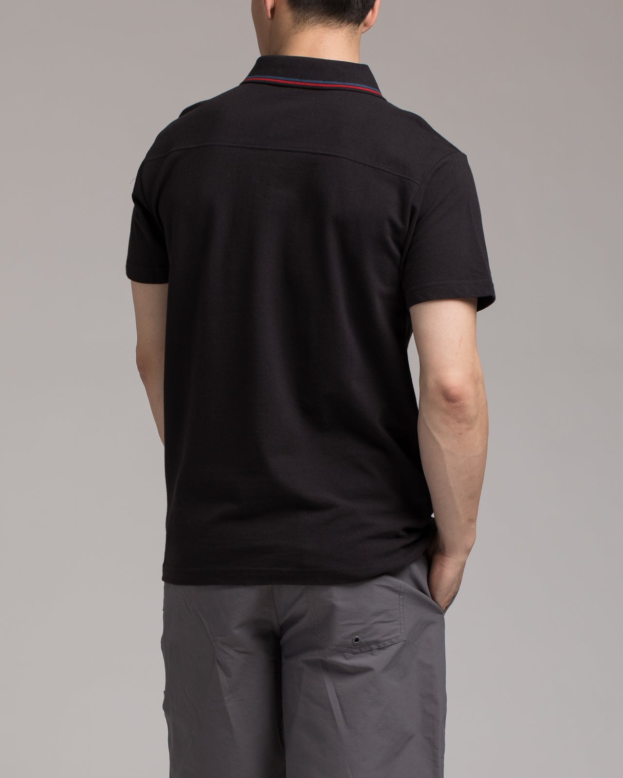 Smokey Polo - Color: RVCA BLACK | Black