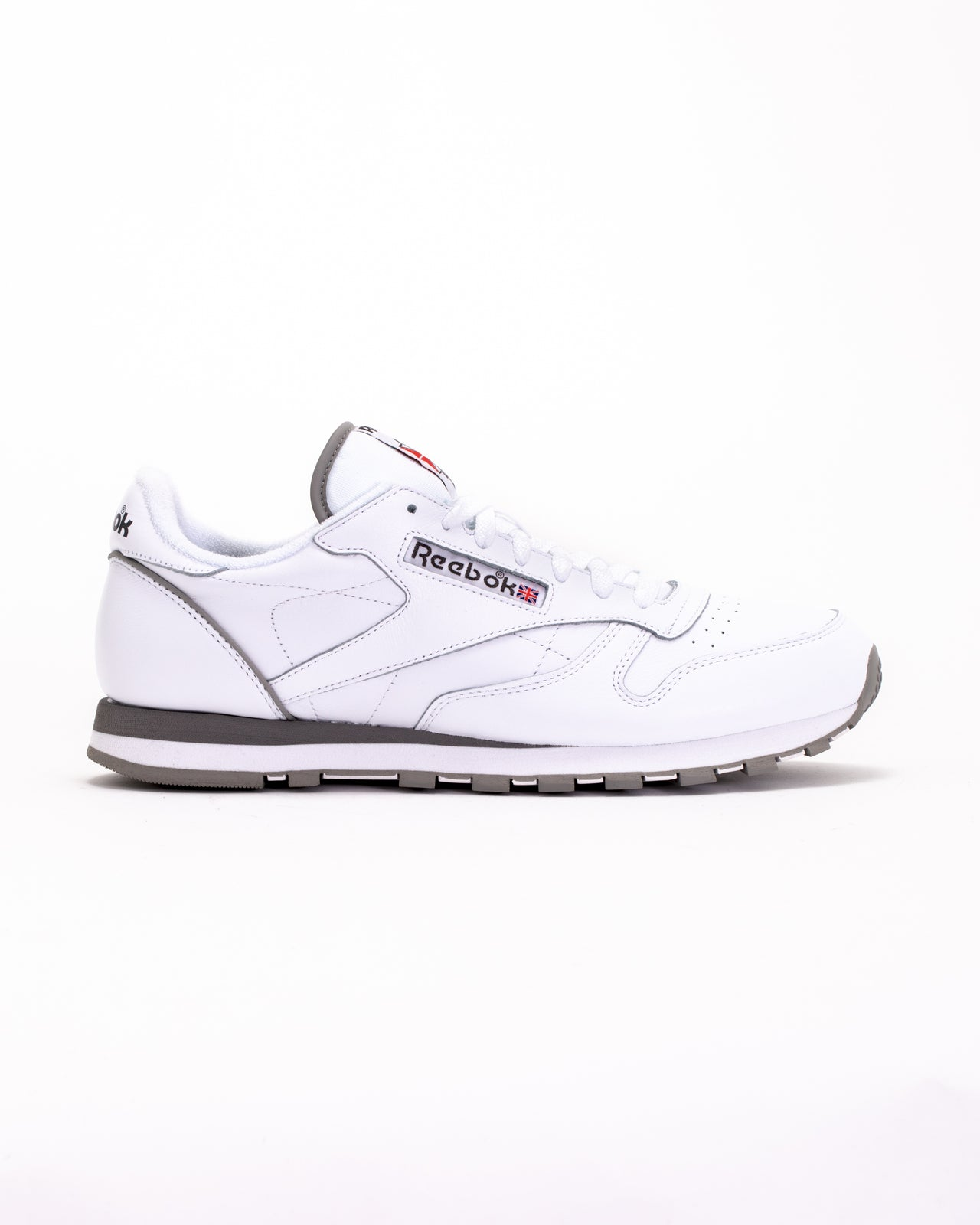 23314b600f4842 Classic Leather Archive - Color  White Carbon Red