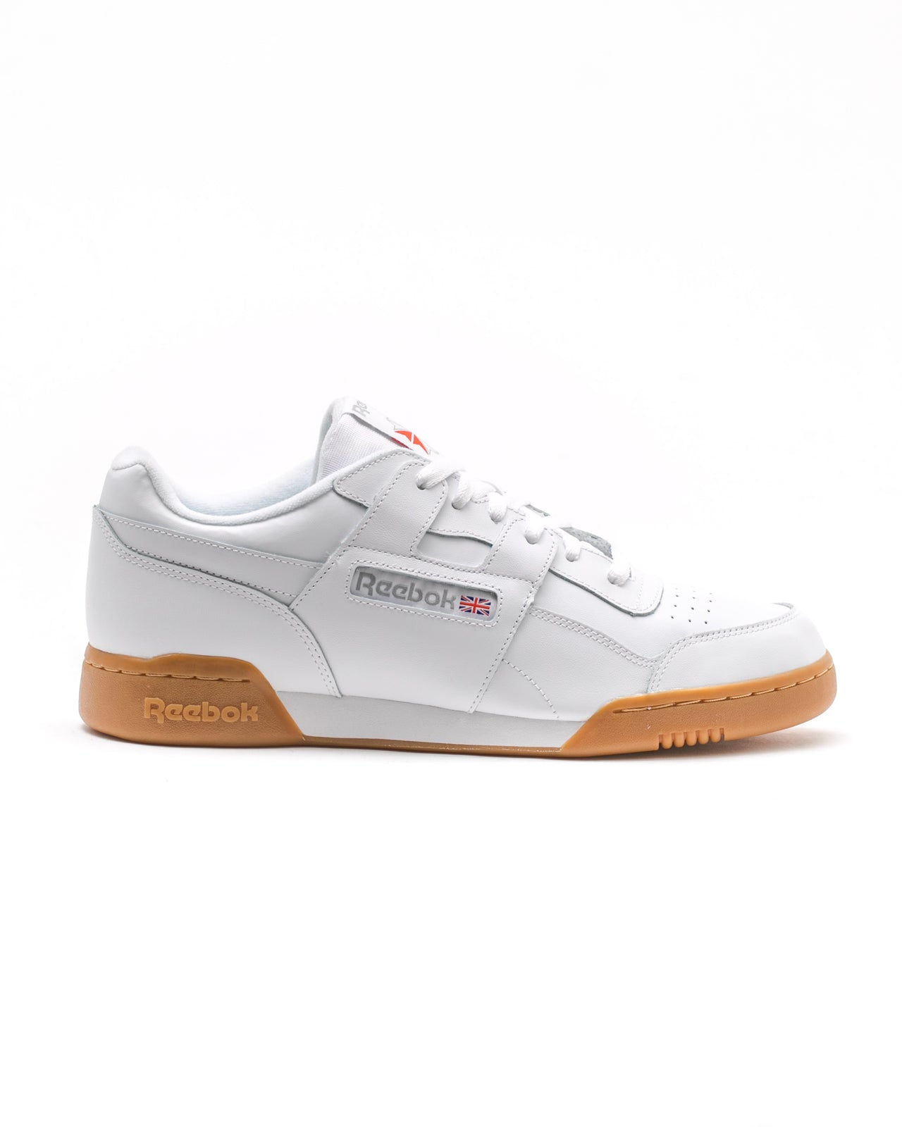 Workout Plus - Color: WHITE/CARBON/RED | White