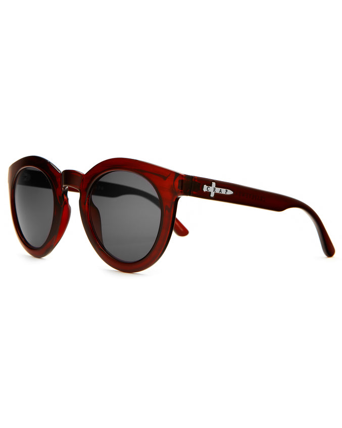 The T.V. Eye - Color: Gloss Cherry Cola | Brown