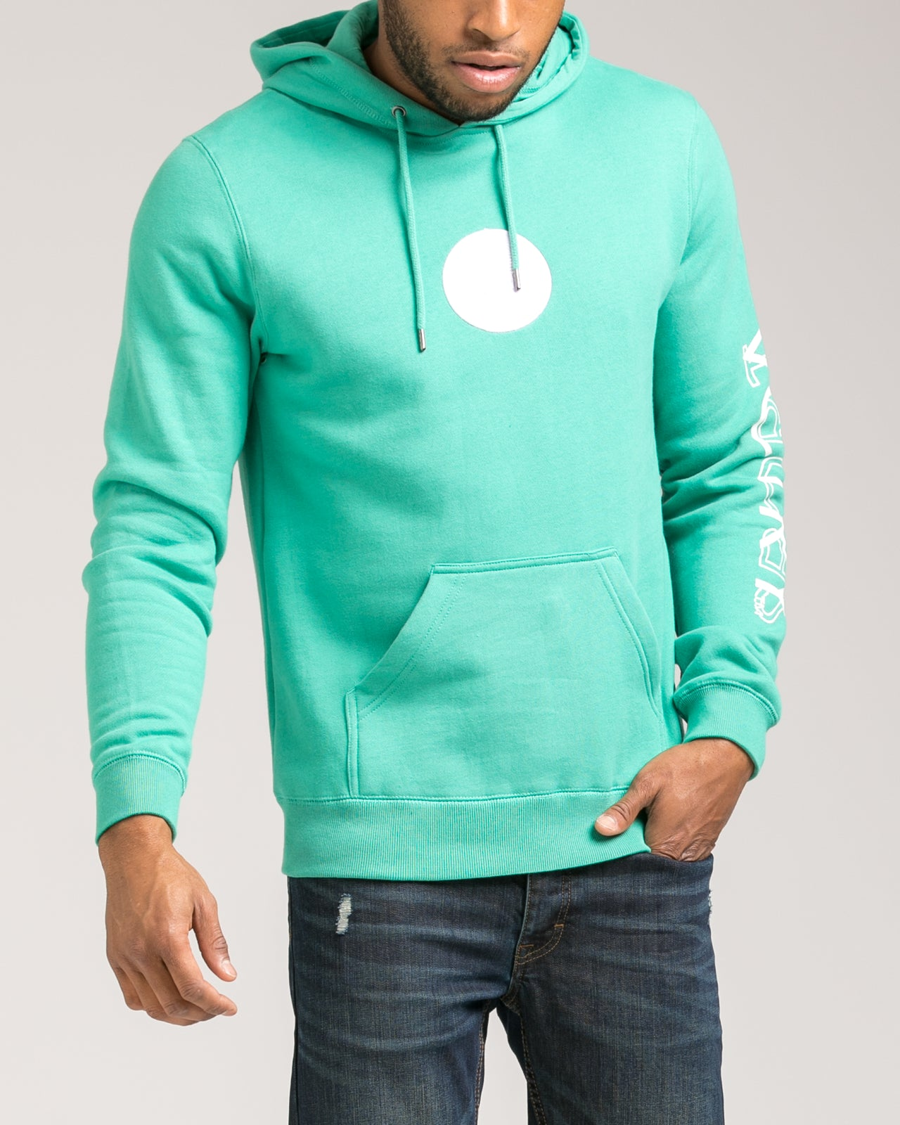 Competition Hoody - Color: Winter Green | Green