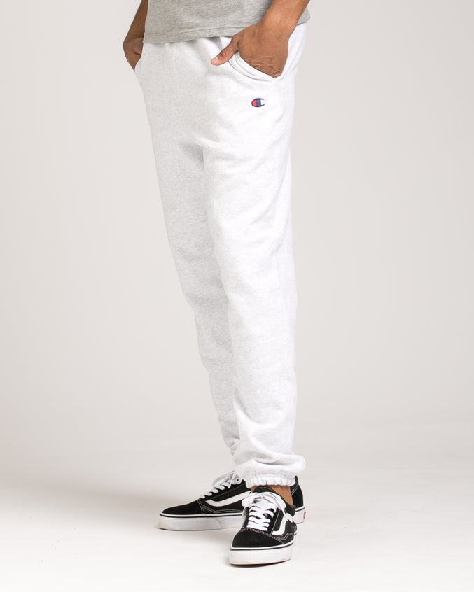 Reverse Weave Sweatpant - Color: Silver Grey | Gray
