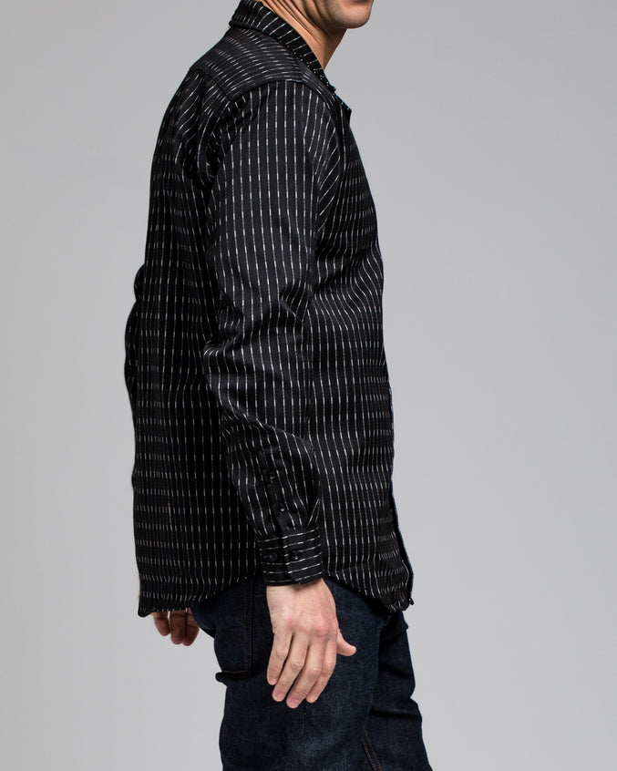 Yosef Shirt - Color: Black | Black