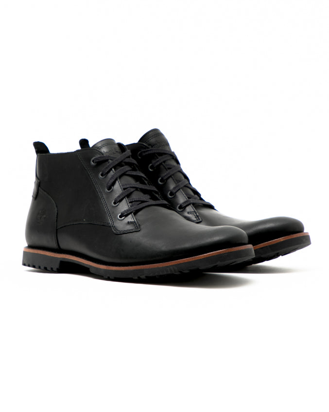 Kendrick Chukka - Color: Black Full Grain | Black