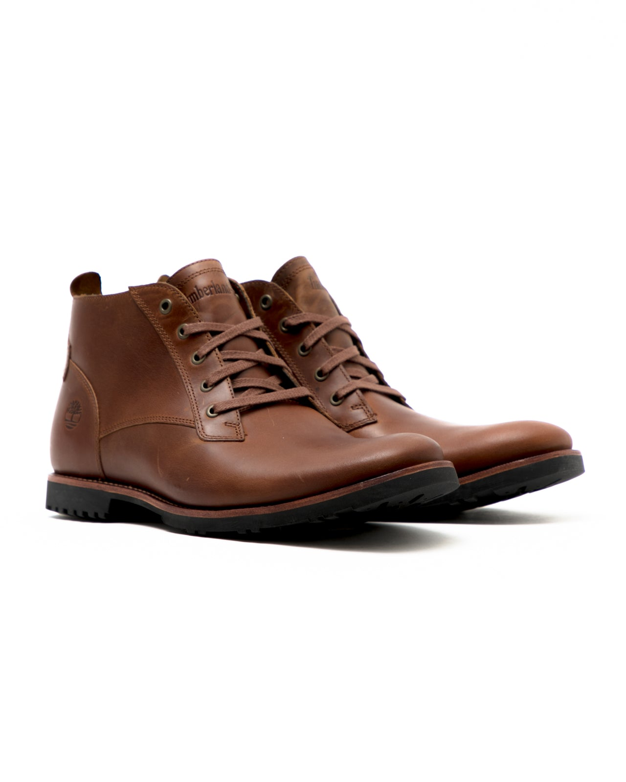 Kendrick Chukka - Color: Medium Brown Full | Brown