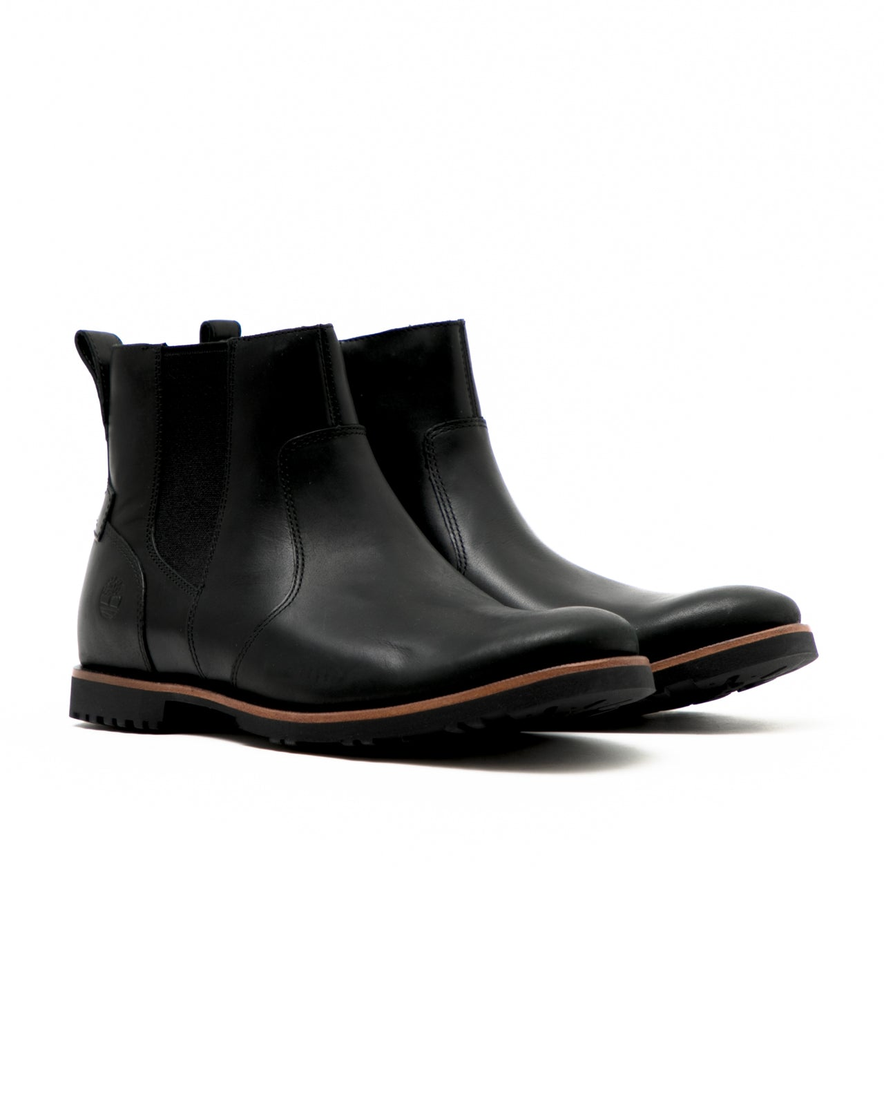 Kendrick Chelsea - Color: Black Full Grain Leather | Bla