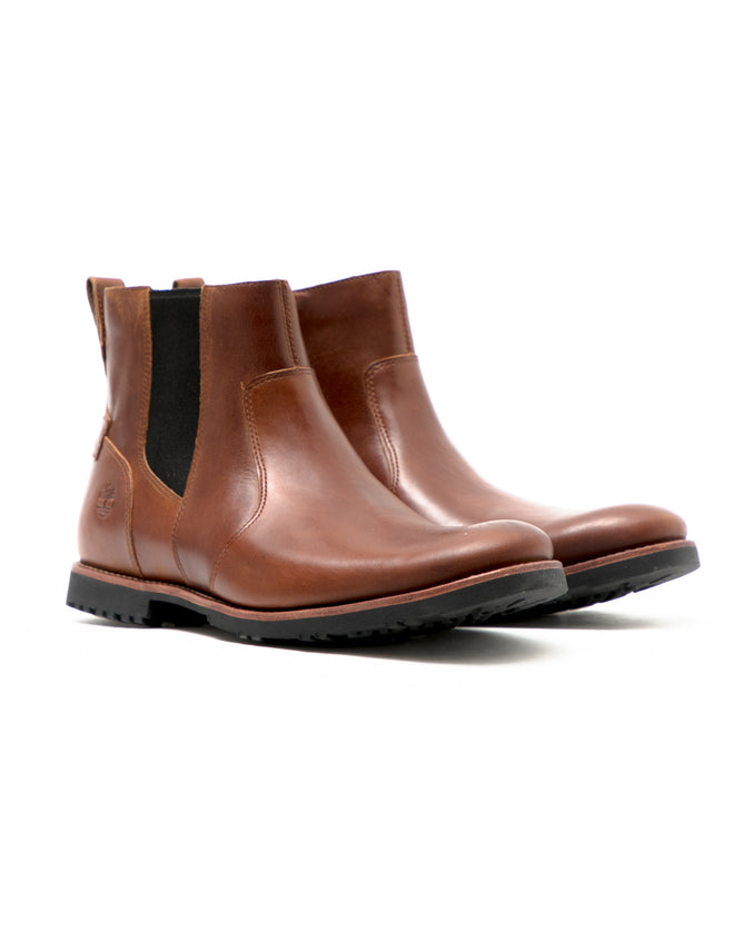 Kendrick Chelsea - Color: Medium Brown Full Grain Leathe