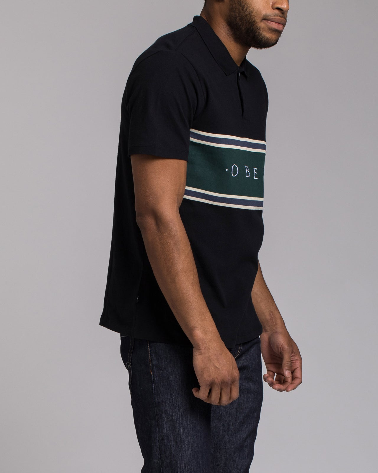 Palisade Polo - Color: Black | Black