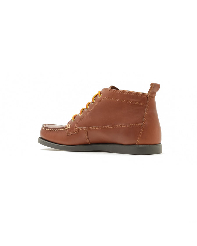 Seneca Chukka - Color: Tan Waxee Leather | Brown