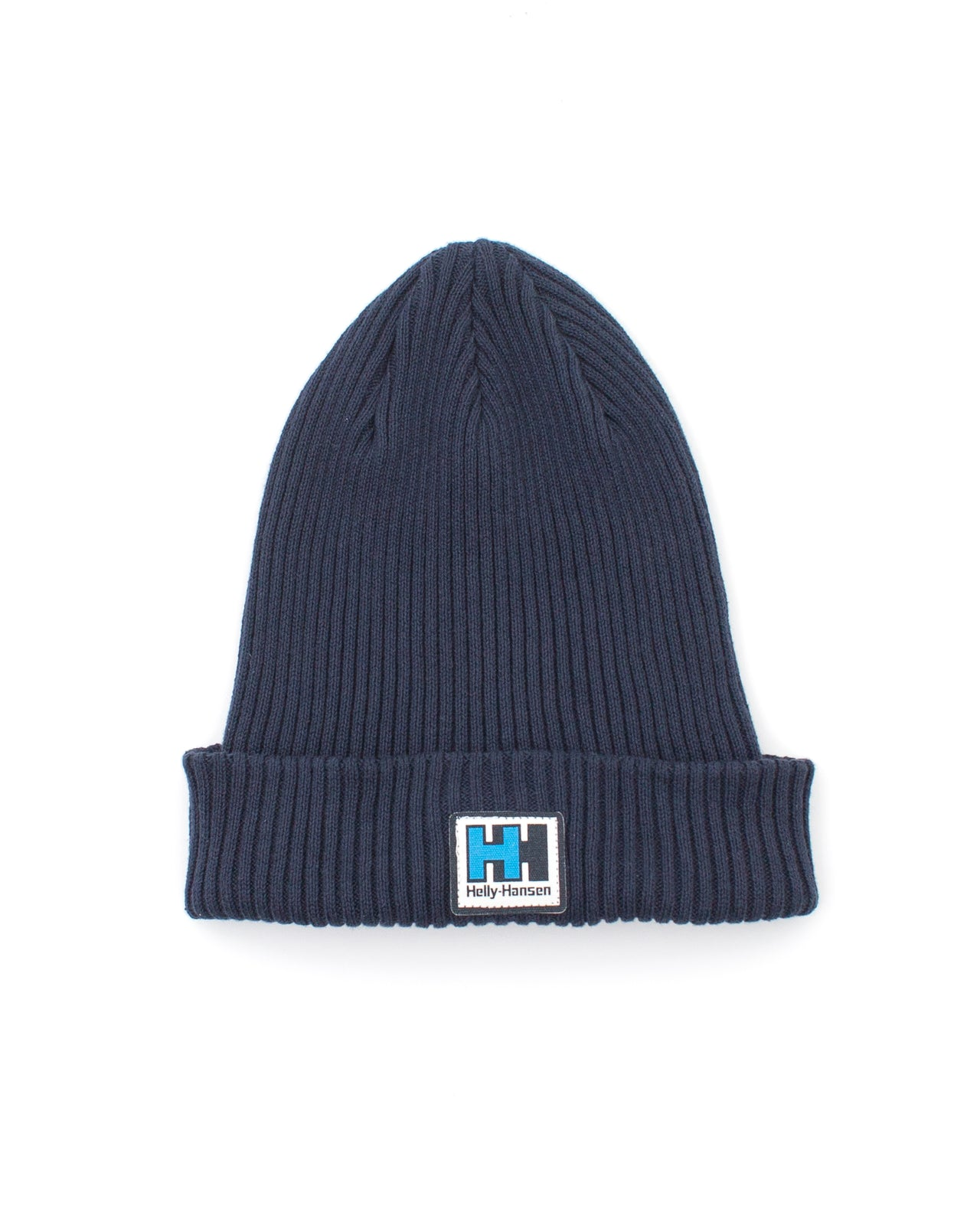 HH Knitted Beanie - Color: Navy | Blue