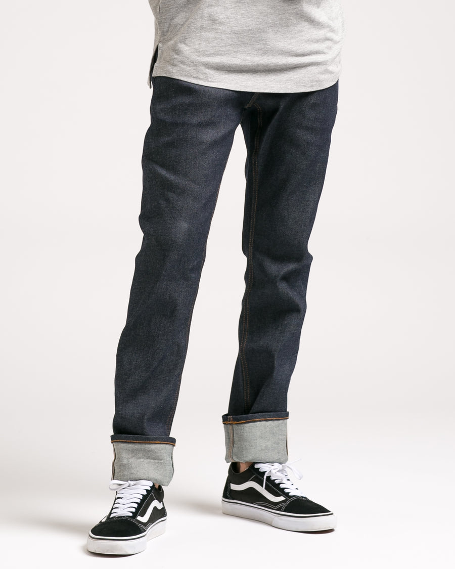 Slim Stretch Selvedge Denim