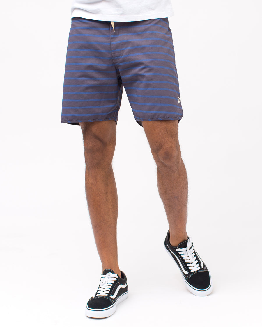 Cut Out Stripes Trunks